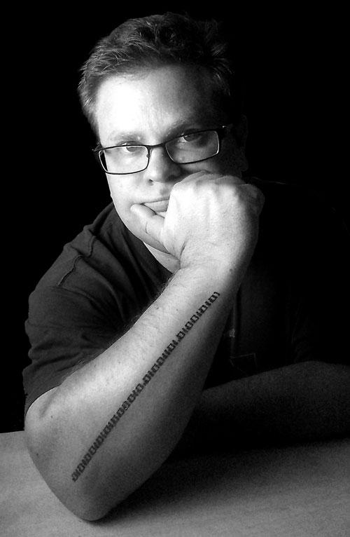 geek nerd math tattoo peterborough dolishny rick binary