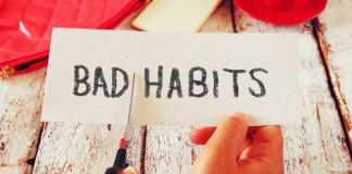 Bad habits and credit scores