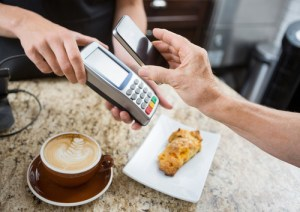 Financial health and cutting back on daily cafe' lattes