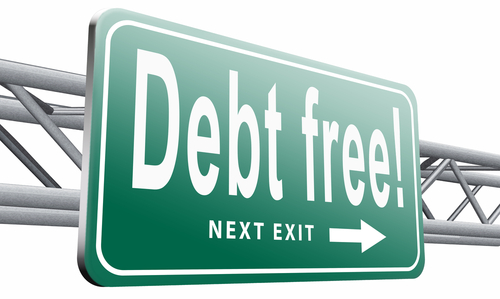 What Does Debt Free Mean To You?