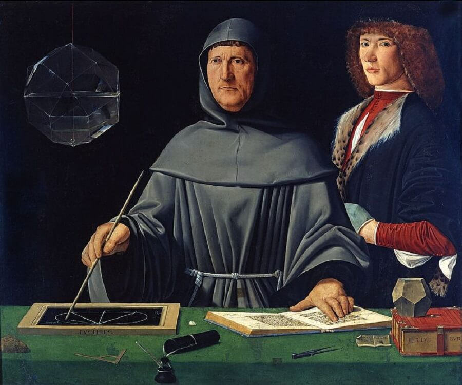 balancing a checkbook runs back into the middle ages