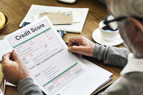 Your Credit Score At Retirement