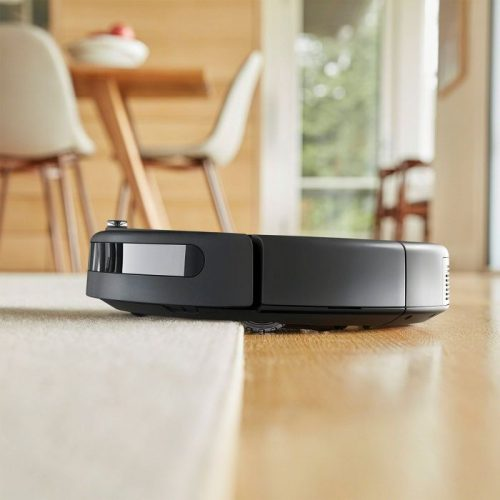 Steam Cleaning Must-Haves: iRobot Roomba Vacuum