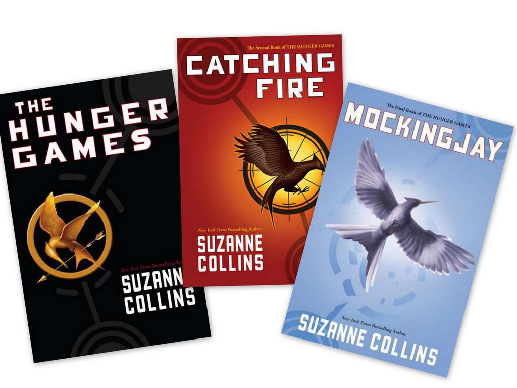 The hunger games book content advisory for books