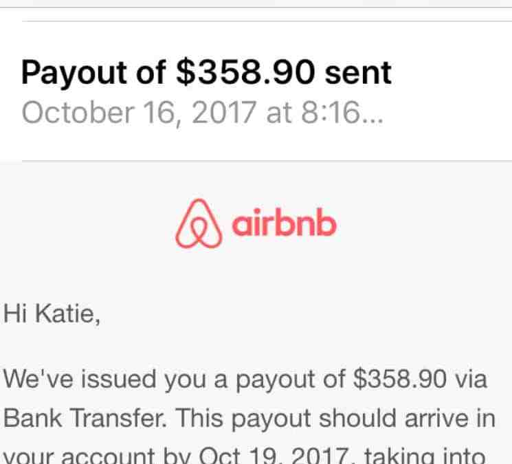 Airbnb: First Hand Experience