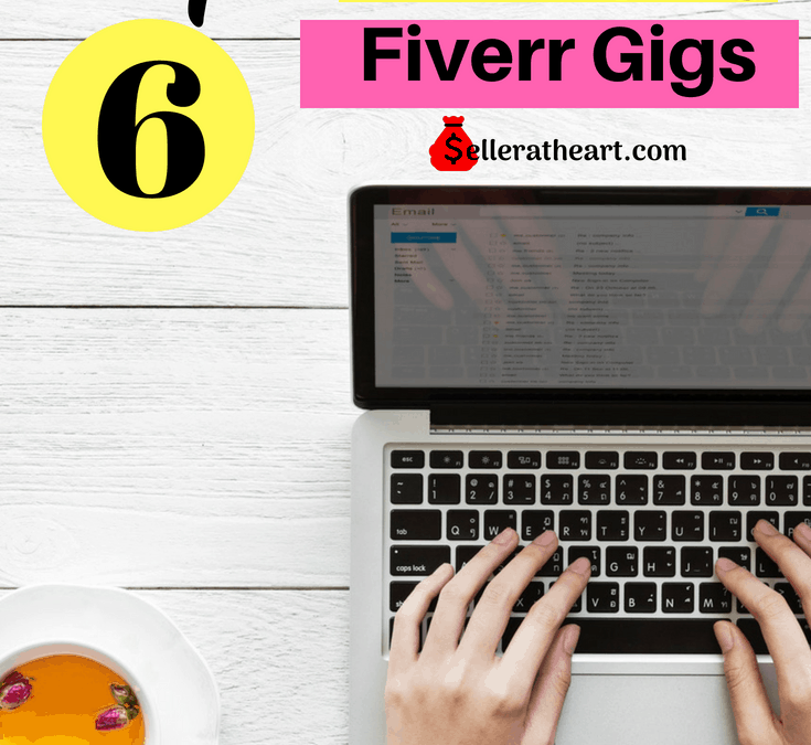 Top 6 Best Paying Fiverr Gigs I Tried So Far