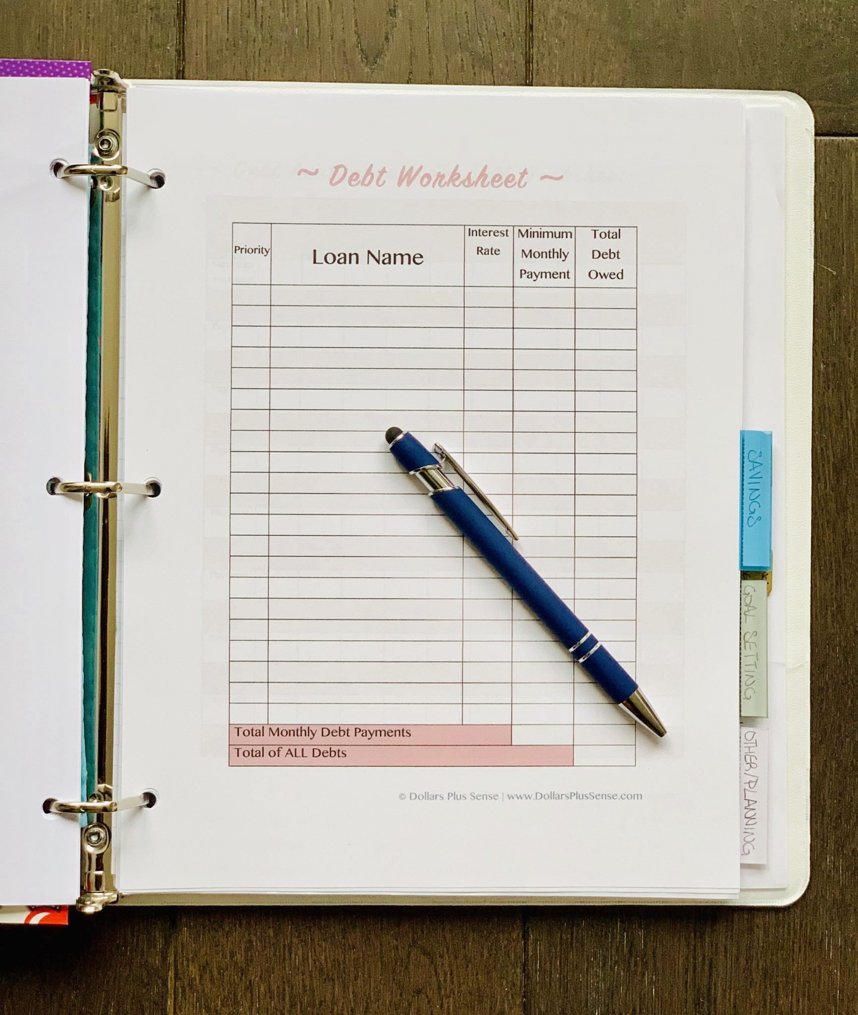 Budget Organization Tools The Ultimate Personal Finance
