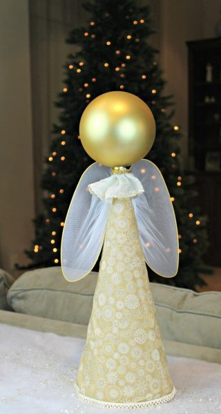 Angel Crafts Wings Gold