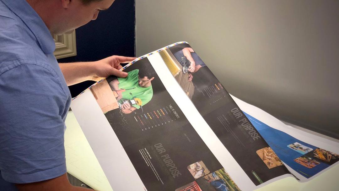 Print proofing