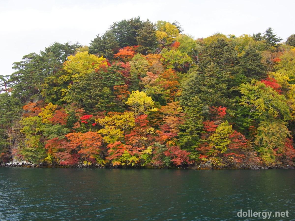 Day 5:十和田湖紅葉滿瀉
