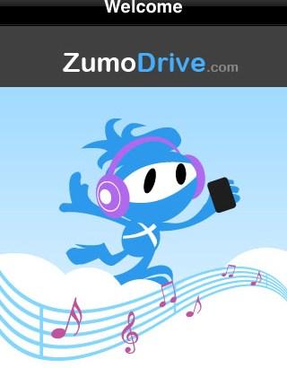ZumoDriveでどこでもストレージ