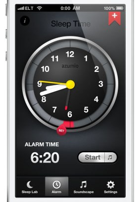 最近使ってる睡眠ロギングアプリ、Sleep Time+が面白い
