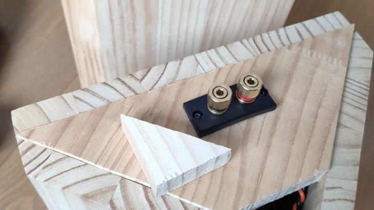 実は隠れた名品?Tangban W4-1320SIFをもう一度触る – 密閉型からバスレフへのスピーカーエンクロージャー改修
