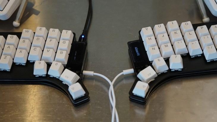 claw44(QMK Firmware)にメディアコントロールを割り当てる