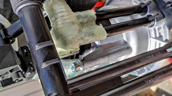 続・ケルヒャーの高圧洗浄機K2.900をDIYで直したい。(部品復旧編)
