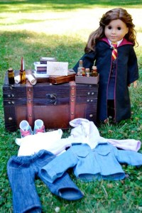 Hermione Custom