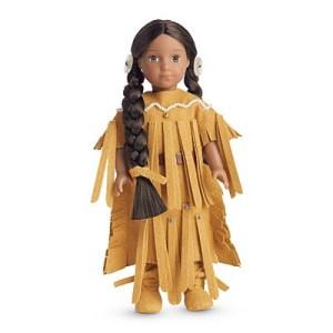Kaya mini doll