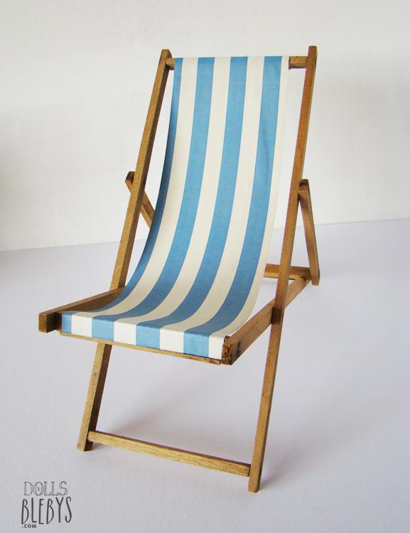 chaise longue pour poupees