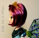 Winx Club Jakks Pacific Bloomix Tecna profile