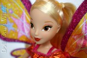 Jakks Pacific Winx Club Believix Stella face makeup head 2