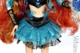 Jakks Pacific Winx Club Special Edition Blue Bloomix San Diego Comic Con skirt
