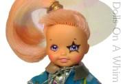 Hasbro Moon Dreamers Star Gazer Scorceress Scientist face makeup eye tattoo