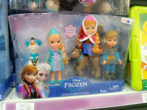 MIniature Frozen