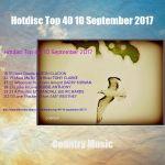 Hotdisc Top 40 10 September 2017