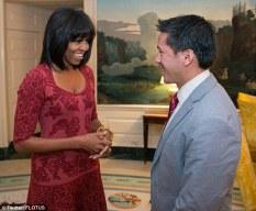 Mrs Obama 2