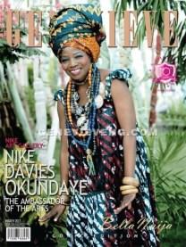NIKE DAVIES OKUNDAYE Covers Genevieve