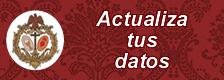 Actualización datos