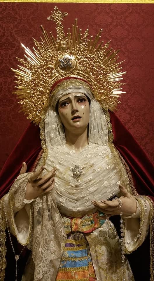 Triduo extraordinario en honor a Ntra. Sra. de los Dolores