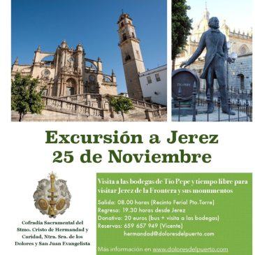 Excursión a Jerez