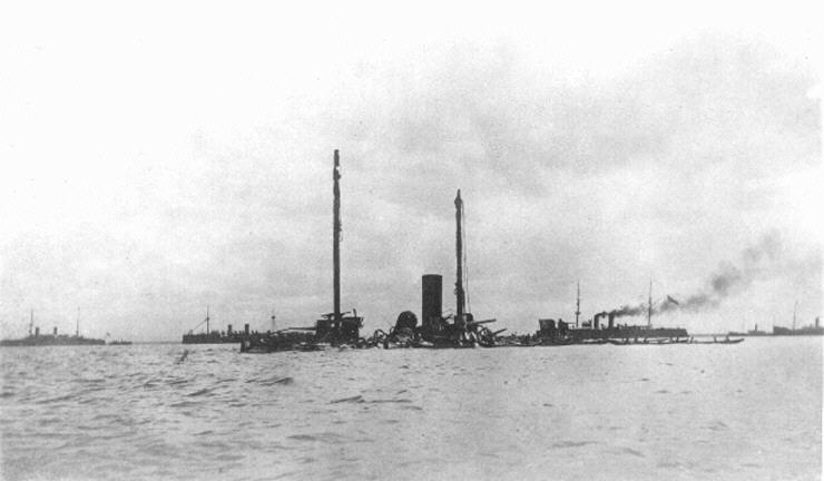 Crucero Castilla Cavite