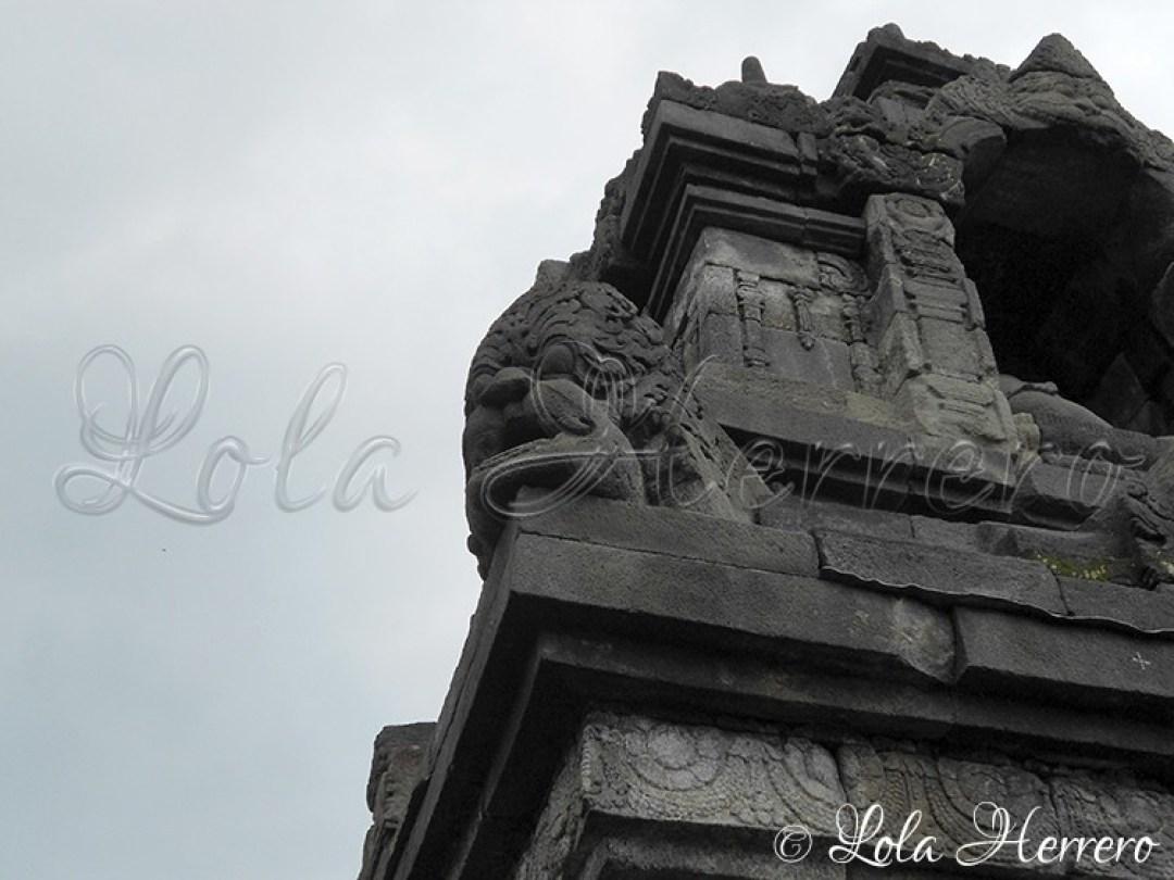 Gárgola Borobudur (Indonesia) 115