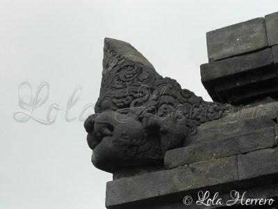 Gárgola de Borobudur, (Java Central, Indonesia)