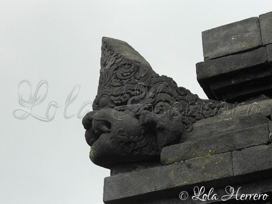 Gárgola Borobudur (Indonesia) 116