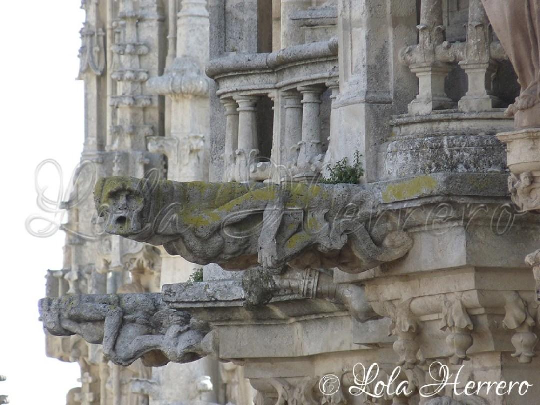 Gárgolas Catedral Burgos 63
