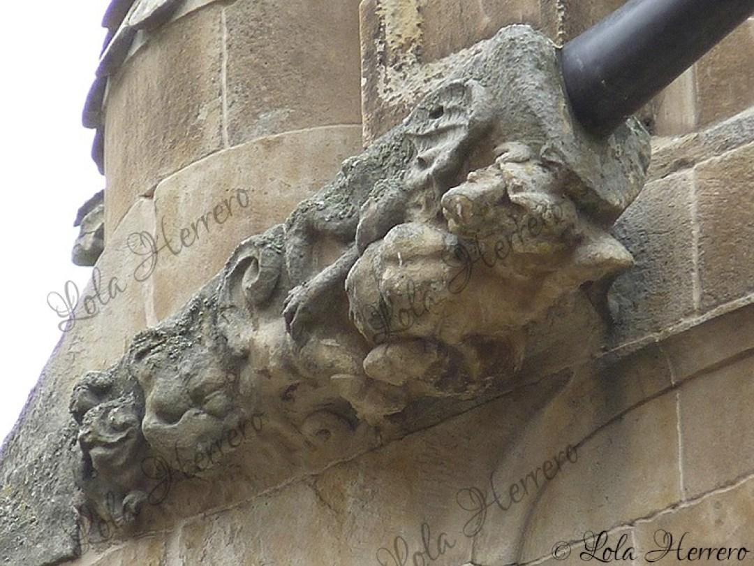 Gárgola Catedral Salamanca