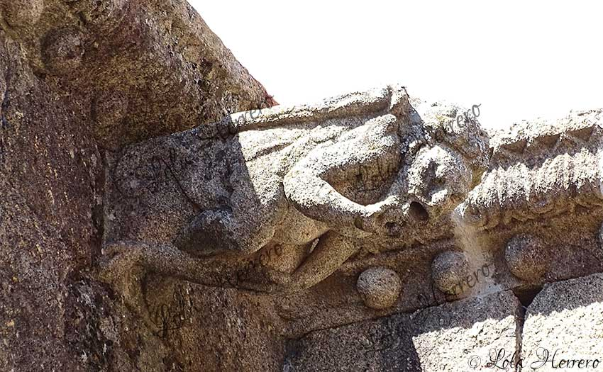Gargoyles in Gata. Art History and Research