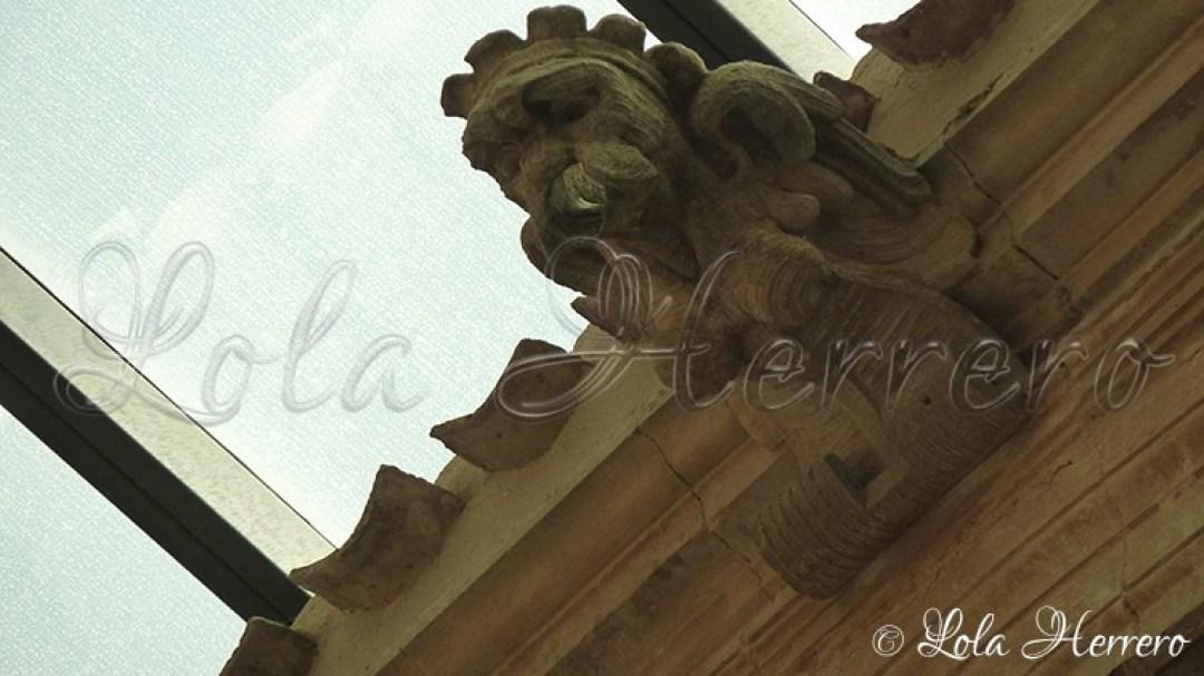 Gárgola Universidad El Burgo de Osma (331)