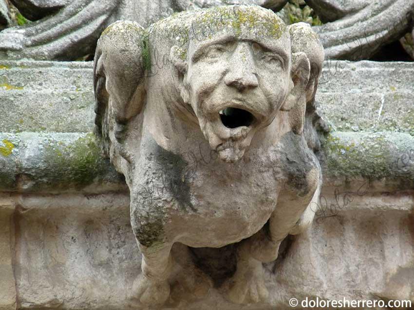 gárgolas en Salamanca