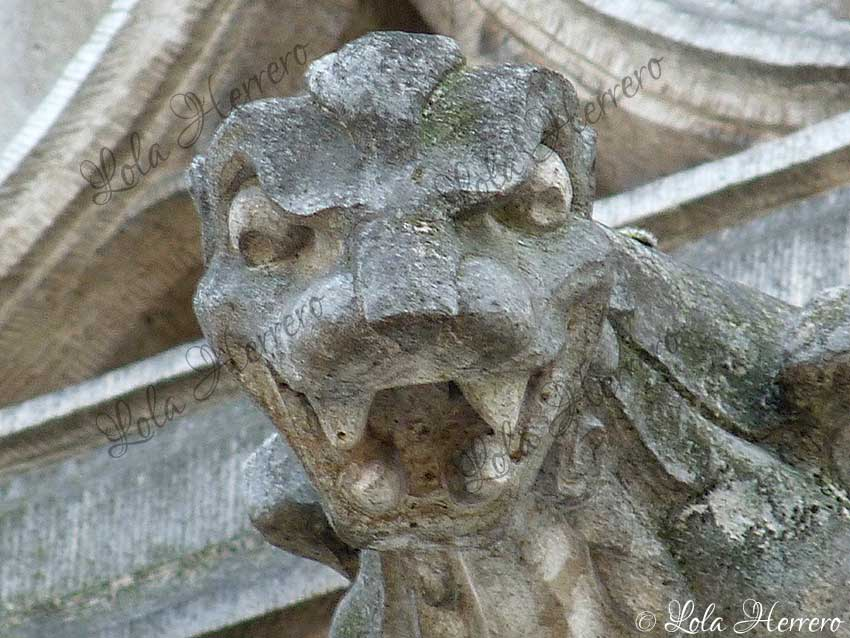 Monsters in Art. Gargoyles and the Vision of the Terrifying