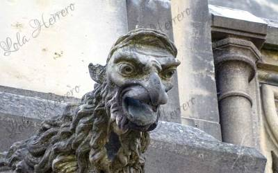 The Gargoyles on the Cathedral of María Inmaculada in Vitoria I