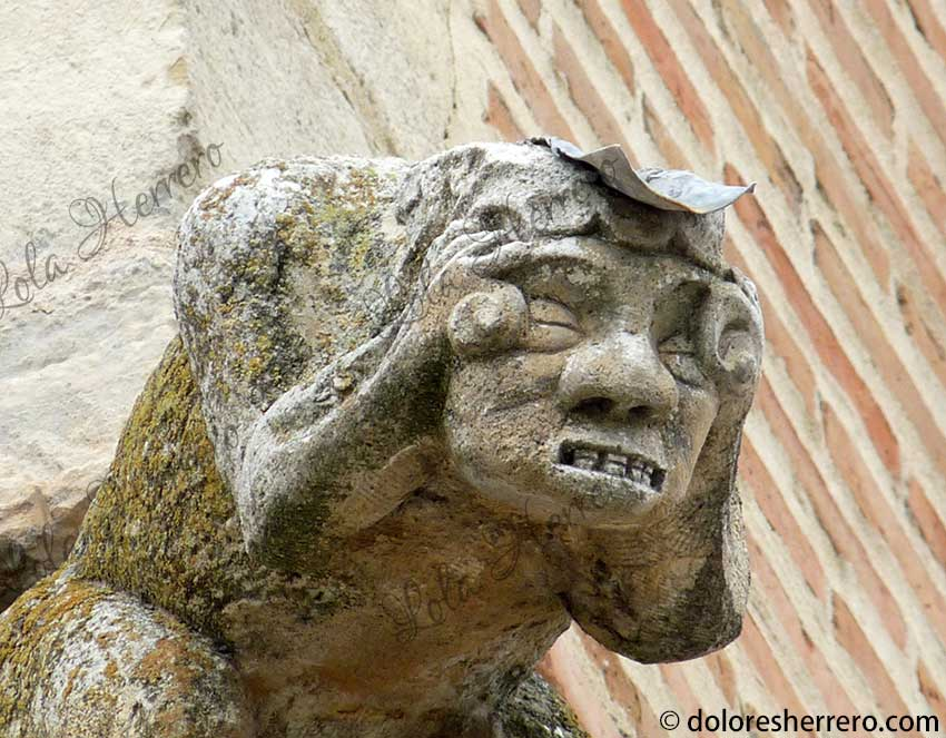 Gesturality in Images of Gargoyles. Expressive Force in Art