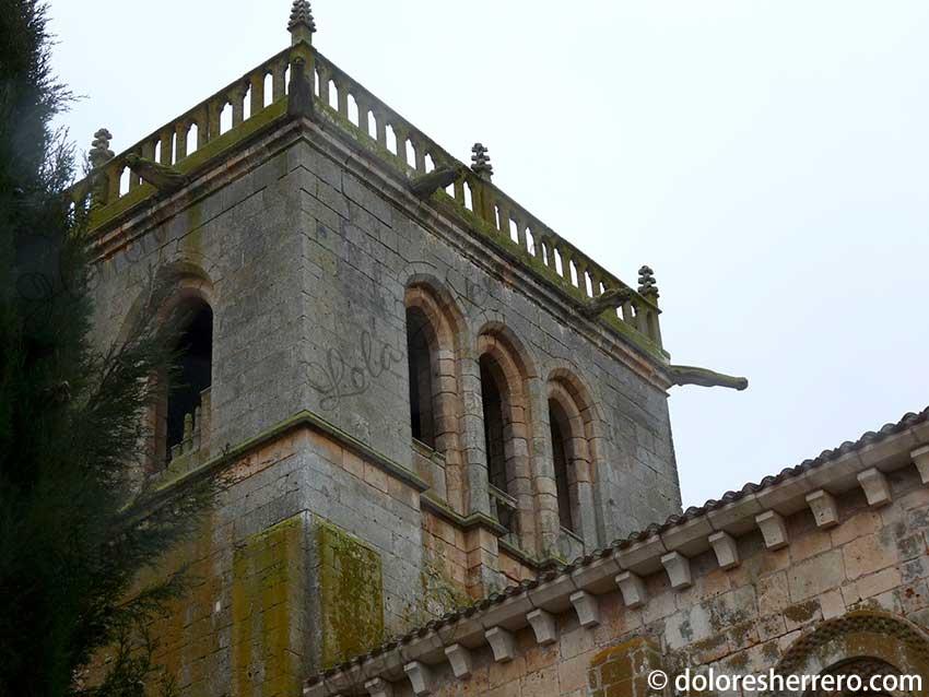 Gárgolas de la Iglesia de San Quirce en Burgos