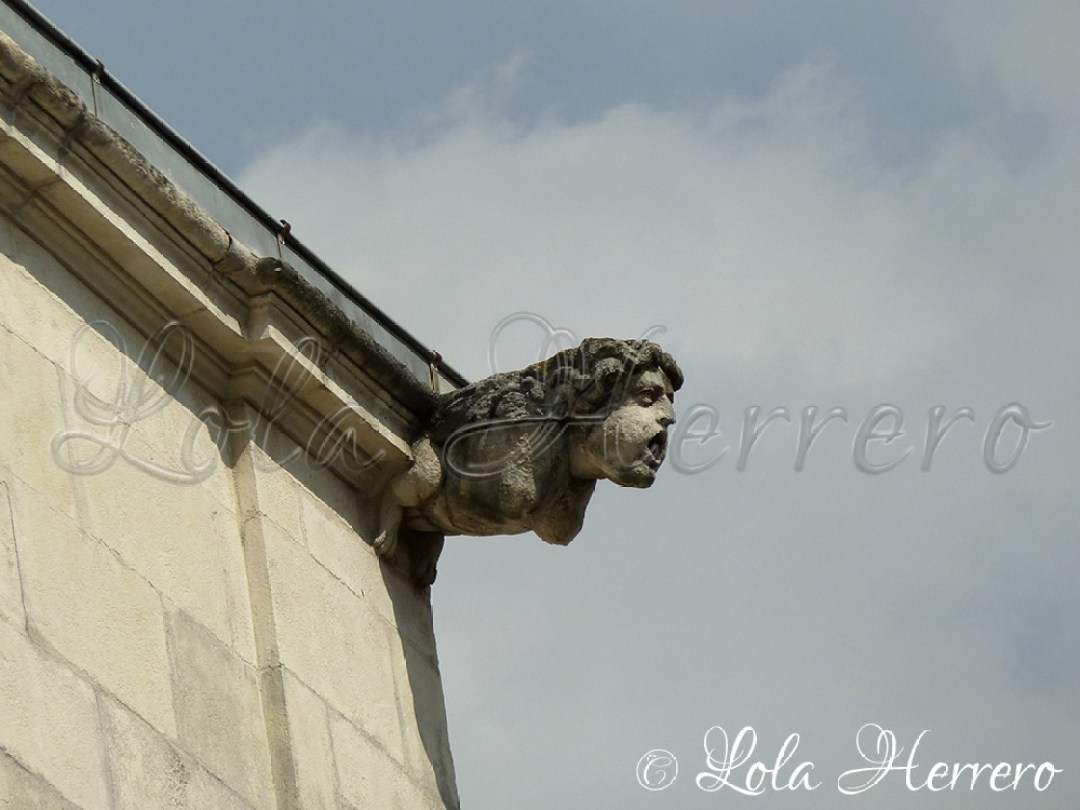 Gárgola La Rochelle (Francia) 78