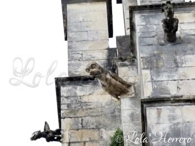 Gárgolas del Monasterio de Batalha (Portugal)