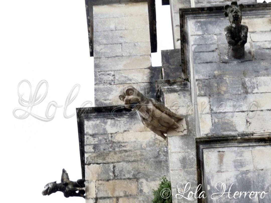 Gárgolas Monasterio Batalha (Portugal) 59