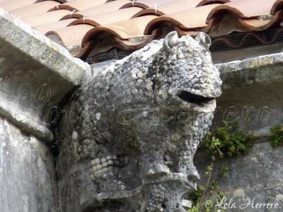 Gárgola del Monasterio de Alcobaça (Portugal)